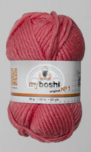 My Boshi N°139 de D.M.C pelote de 50 g coloris Raspberry