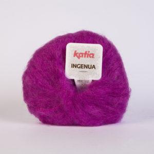 INGENUA N°39 de KATIA pelote de 50 g coloris Violet