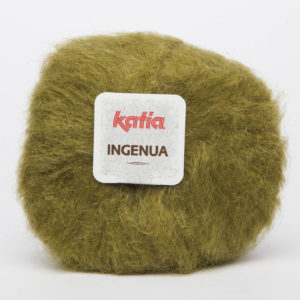INGENUA N°46 de KATIA pelote de 50 g coloris Kaki