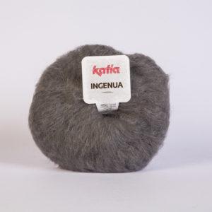 INGENUA N°09 de KATIA pelote de 50 g coloris Gris