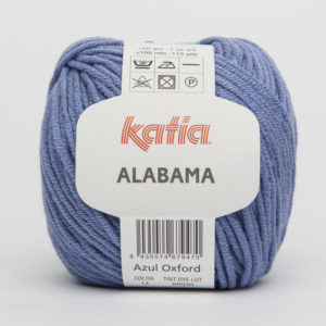 ALABAMA N°14 Coton de KATIA