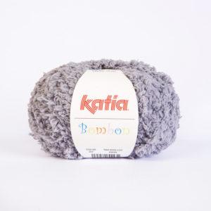 BOMBON N°207 de KATIA pelote de 50 g coloris Mauve
