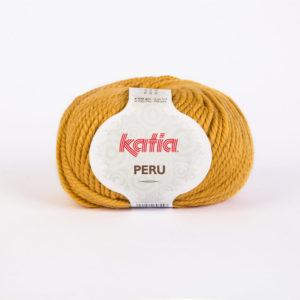 PERU N°21 de KATIA pelote de 100 g coloris Moutarde