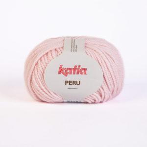 PERU N°26 de KATIA pelote de 100 g coloris Rose
