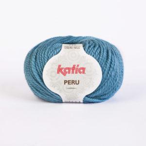 PERU N°34 de KATIA pelote de 100 g coloris Turquoise
