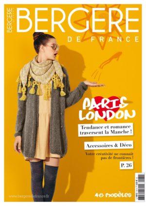 Catalogue Bergère de France N°181 «Mailles Jeune Génération»