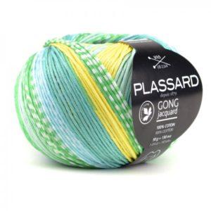 GONG Jacquard coloris N°201 Multicolore