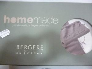 Kit Couverture N° 26339 de Bergère de France coloris Taupe