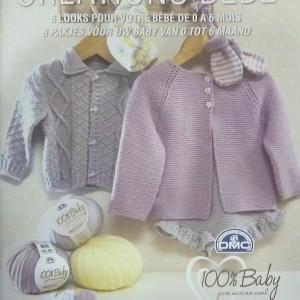 Catalogue 100%Baby 0 à 6 Mois