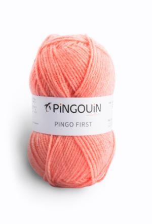 Pingo First coloris Pêche