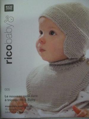 Catalogue Rico Baby 05 de RICO DESIGN