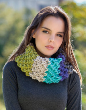 Snood en Artico Plus de Katia