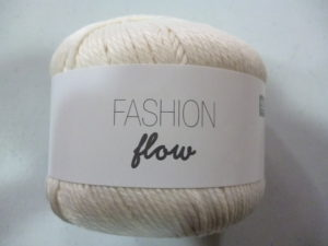 Fashion FLOW N°001 Coton de RICO DESIGN