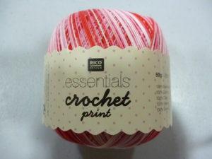 Essentials Crochet Print