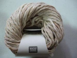 Fashion Top Spin N°002 Coton de RICO DESIGN