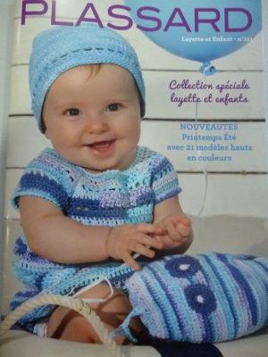 Catalogue Plassard N°121 Layette et Enfants