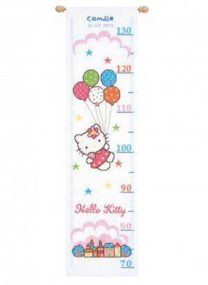 Kit toise Hello Kitty pour Bébé
