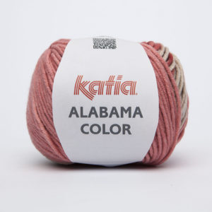 ALABAMA COLOR N°103 Coton de KATIA