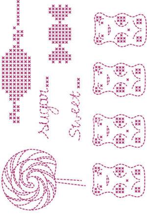 Transfert Magique Réf FC3001 D.M.C Concept «Custom by Me»