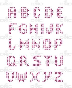 Transfert Magique Réf FC6002 D.M.C Concept «Custom by Me»