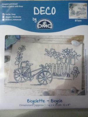 Kit Broderie Traditionnelle de D.M.C