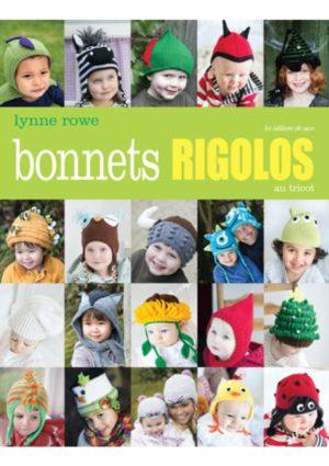 Bonnets rigolos au tricot Les éditions de Saxe