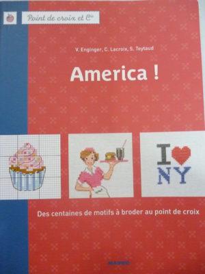 Mango Pratique » America !» de DMC