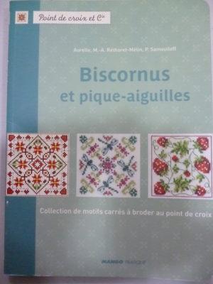Mango Pratique «Biscornus et Pique-aiguilles» de DMC