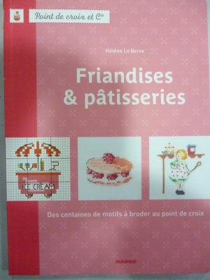 Mango Pratique «Friandises & Pâtisseries» de DMC