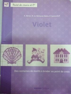 Mango Pratique «Violet» de DMC