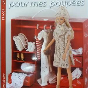 Un Dressing pour mes poupées