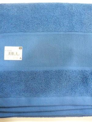 Serviette de Douche 70 x 140 à BRODER de Rico Design