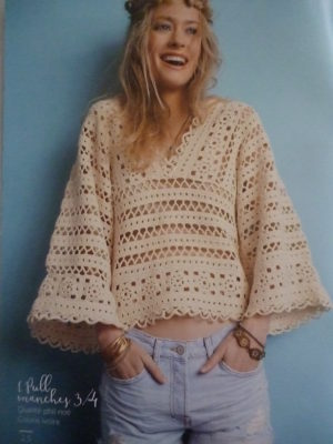 Catalogue Phildar N°647  Spécial Crochet
