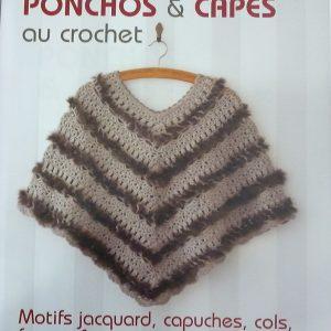 Ponchos & Capes au crochet
