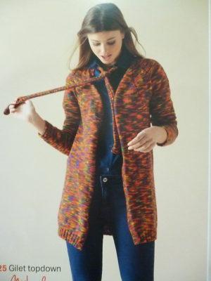 MIKADO de Plassard coloris 80 Pelote de 50 Gr
