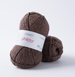 Charly de Phildar coloris Ourson