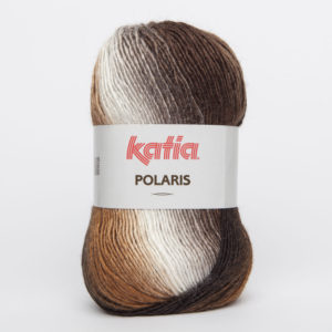 POLARIS N°61 de KATIA pelote de 100 g coloris Multicolore