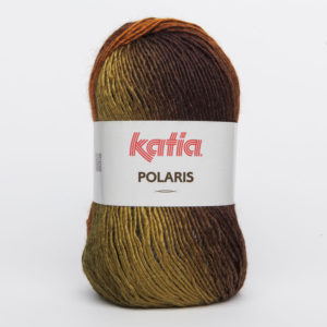 POLARIS N°62 de KATIA pelote de 100 g coloris Multicolore
