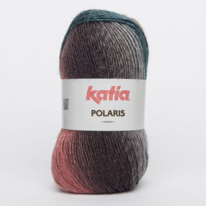 POLARIS N°63 de KATIA pelote de 100 g coloris Multicolore