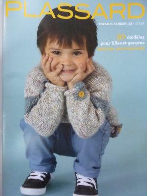Catalogue Plassard N°128 Enfants Tendances