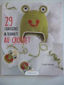 Chaussons & Bonnets au Crochet