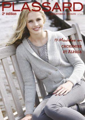Catalogue Plassard N°111 «Cachemire & Alpaga»