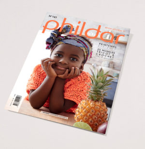 Catalogue Phildar N°141 Enfants Printemps-Été 2017