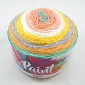 PAINT N°50 de KATIA pelote de 150 g coloris Multicolore