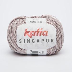SINGAPUR N°90 Coton de KATIA