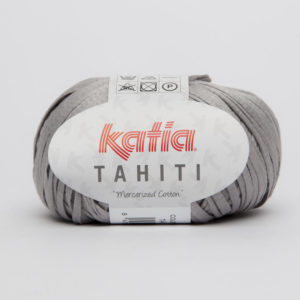 TAHITI N°14 100% Coton de KATIA