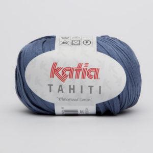 TAHITI N°33 100% Coton de KATIA