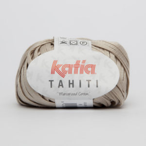 TAHITI N°08 100% Coton de KATIA