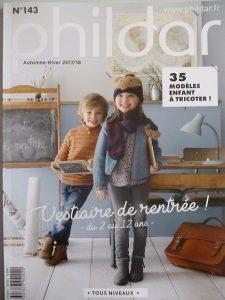Phildar N°143 Enfants