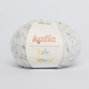 BABY TWEED KATIA Coloris N°201 Multicolore